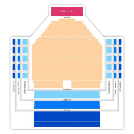 Salle Louis-Fréchette (Grand Théâtre de Québec)