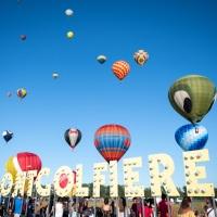 International de montgolfières