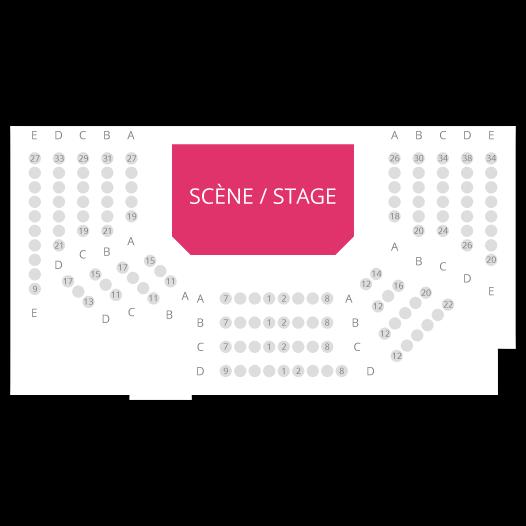 Studio-Théâtre de la Place des Arts
